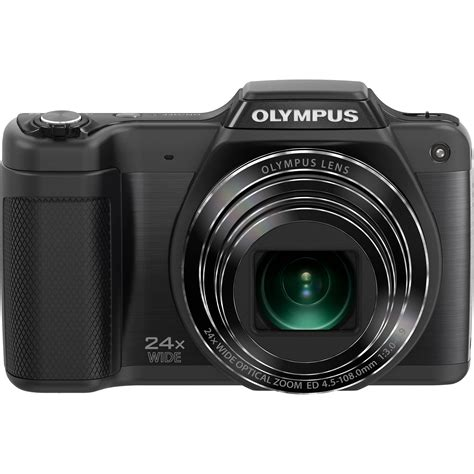 Kamera Digital Olympus Sz 15 olympus sz 15 digital black v102110bu000 b h photo