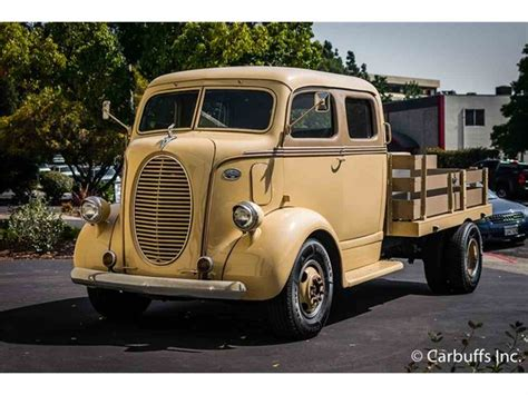 Ford Coe For Sale by 1938 Ford Coe For Sale Classiccars Cc 1019753