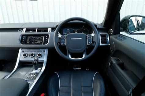 range rover sport svr review  autocar
