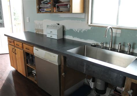 Make Your Own Laminate Countertop by The Craft Patch How To Diy Laminate Countertops