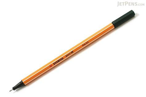 Stabilo Pen 88 0 4 stabilo point 88 fineliner marker pen 0 4 mm olive