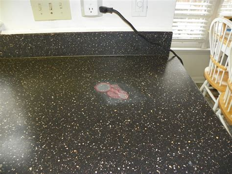 Repairing Corian Countertops the solid surface and countertop repair corian countertop chemical burn greensboro nc