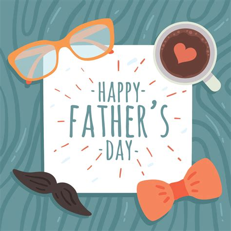 happy fathers day happy fathers day free vector 21514 free downloads