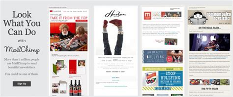 Fashion Quotes Newsletter by Email Newsletter Inspiration Picked By Mailchimp