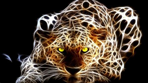 Kaos 3d Tiger Neon tiger wallpapers in hd 90