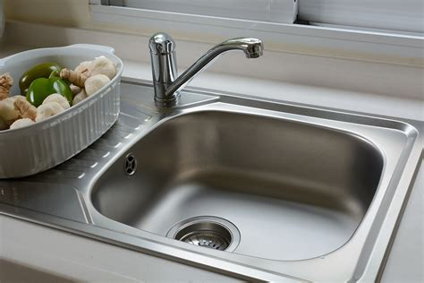 Kitchen Sinks With Faucets by Why Does My Kitchen Sink Smell And What Should I Do