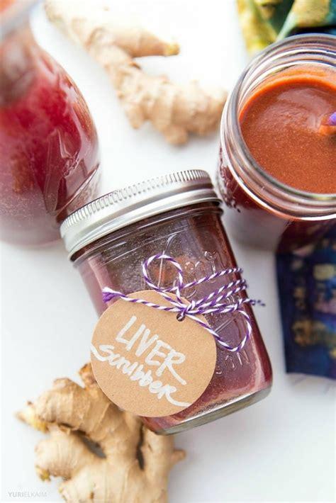 Juices Liver Detox by Liver Cleanse Root Juice Yuri Elkaim