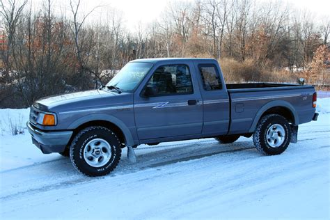 1995 Ford Ranger by 1995 Ford Ranger Photos Informations Articles