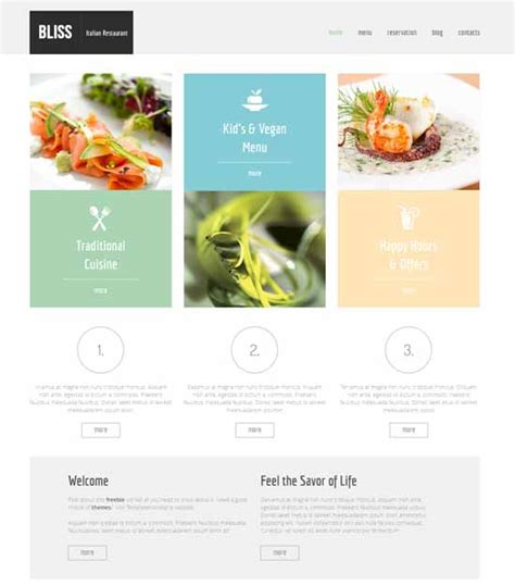 250 free responsive html5 css3 website templates