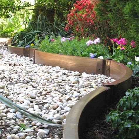 Metal Garden Edging Ideas Garden Edging Ideas Wacky Garden Ideas