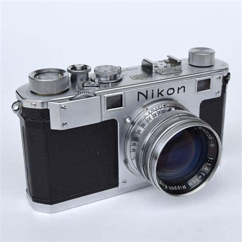 fabulous nikon  rangefinder camera nikkor   mm