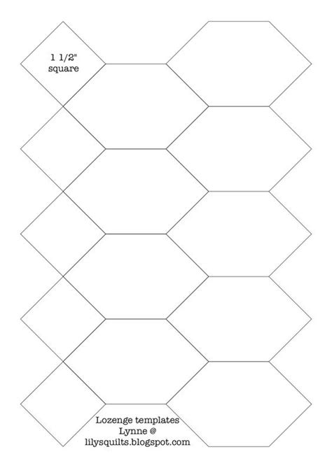 Free Patchwork Templates - boston printable template print at 68 for 1