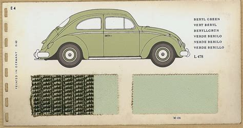 thesamba beetle 1958 1967 view topic fabric for 1960 beryl green beetle who need it