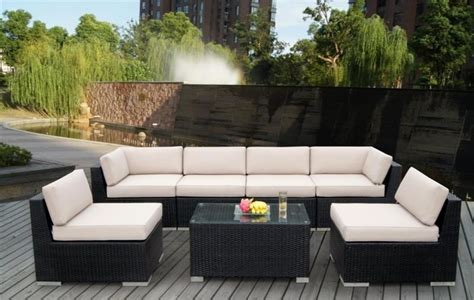 outdoor lounge sofa an elegant collection of outdoor lounge furniture