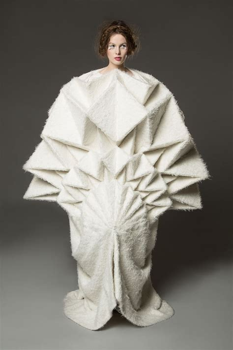 Origami Fashion Designers - 26 best yuki hagino origami fashion images on