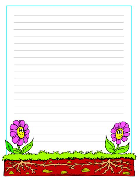 blank of paper to write on free blank handwriting paper printable cursive handwriting