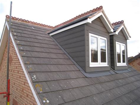 Tiling A Dormer loft conversion dormer tile or render diynot forums