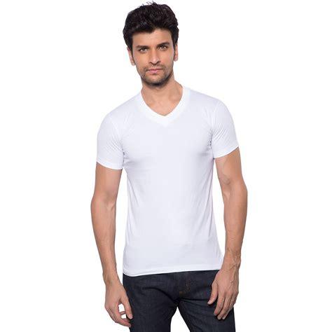 Neck Sleeve T Shirt softwear mens white v neck half sleeve t shirt mens t