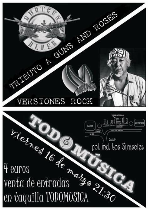 Opening Today March 16 2007 2 by Concierto De Gun Blues 16 Marzo 2007 Todomusica