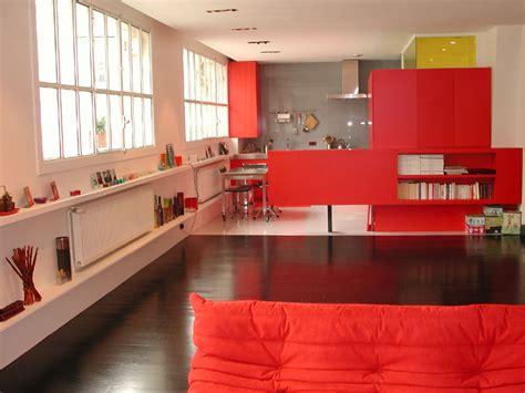 Sol Cuisine Ouverte Salon by Conseil Deco Sol Cuisine Americaine Salon
