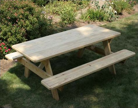 picnic table without benches outdoor picnic table sets benches without backs