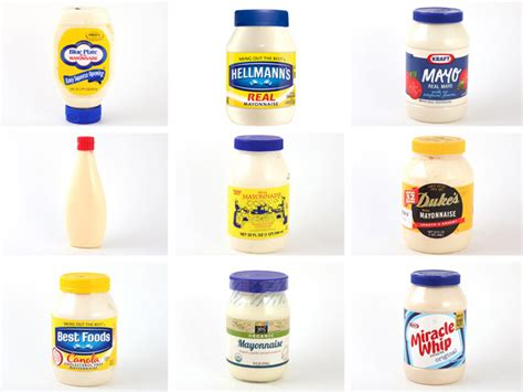 kewpie vs hellman s the best mayonnaise taste test serious eats