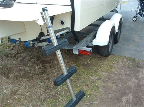 boat dive ladder armstrong 3 step dive ladder best offer the hull truth