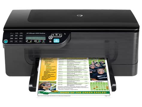 Printer Hp Officejet 4500 All In One hp officejet 4500 desktop all in one printer g510a drivers and downloads hp 174 customer support