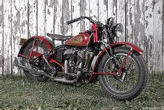 Indian Scout Motto by Vintage Indian Motorcycle Tbt Chopperexchange