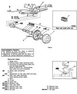 download car manuals pdf free 1985 mitsubishi pajero engine control service manual 1985 mitsubishi tredia rear differential service manual how to remove