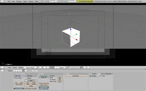 tutorial blender membuat wajah written on the wall tutorial membuat tv pada blender