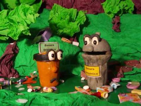 imagenes de niños botando basura cortometraje de animaci 243 n quot prohibido botar basura quot youtube