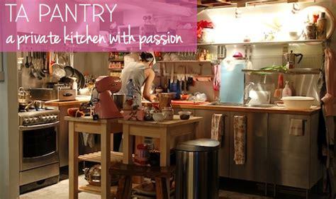 Sassy Kitchen by Ta Pantry A Kitchen With Sassy Hong Kong