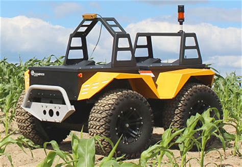 Robots in agriculture into robotics