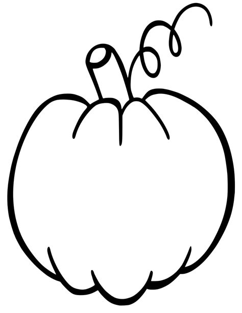 tall pumpkin coloring page tall pumpkin clipart black and white free clipground