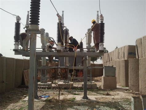 electrician in the army corps of engineers to improve electrical distribution in
