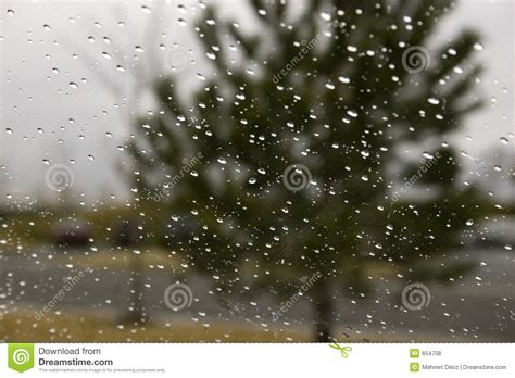 imagenes libres lluvia gotas de lluvia en el parabrisas fotos de archivo libres