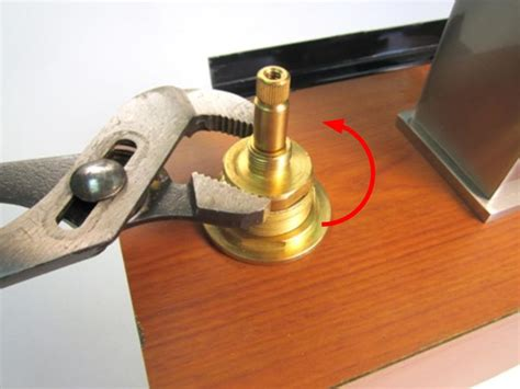 Remove Faucet Cartridge by Danze How To Install A Cartridge