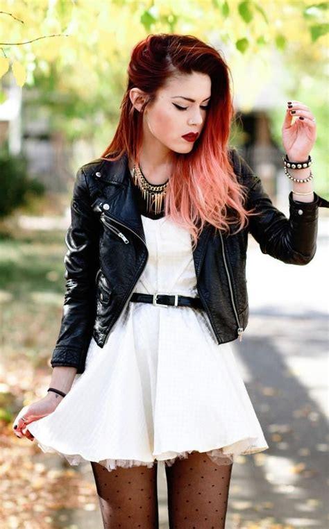 zip hair styl lua of le happy in the moto zip crop jacket http www