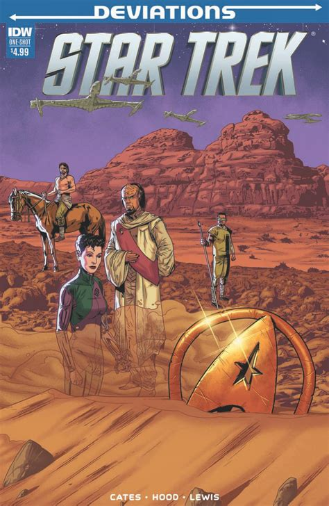 trek waypoint books comics reviews trek waypoint 4 and trek