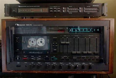 nakamichi 1000 cassette deck nakamichi 1000 zxl deck nakamichi 109