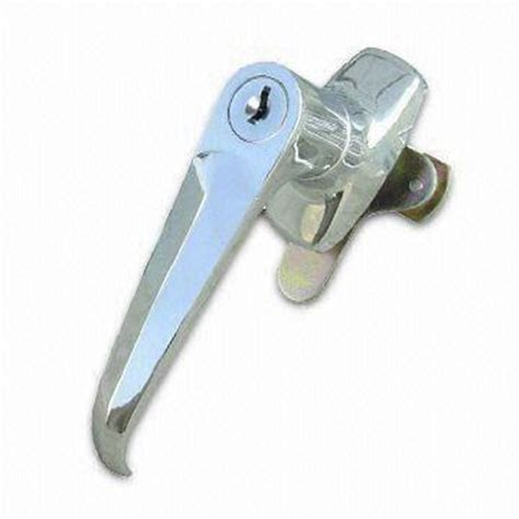 latch handles for cabinets china l handle cabinet lock with master key truck tool