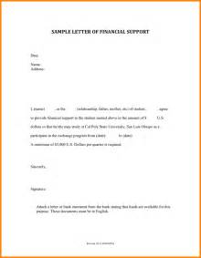 6 financial support letter nypd resume