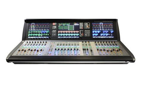Mixer Sound Cina vi2000 soundcraft professional audio mixers