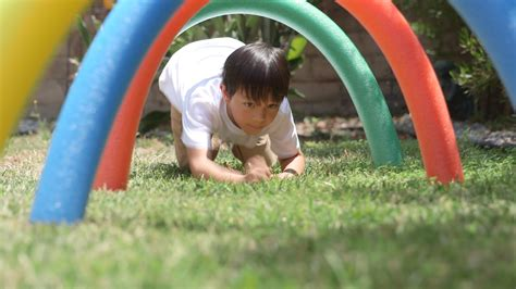 backyard obstacle course for kids the ultimate diy backyard obstacle course for kids youtube