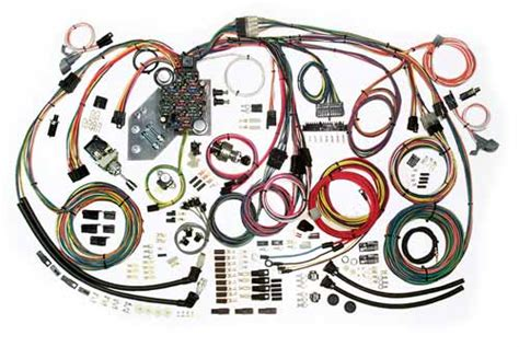 complete wiring kit   chevy truck cpw lsx