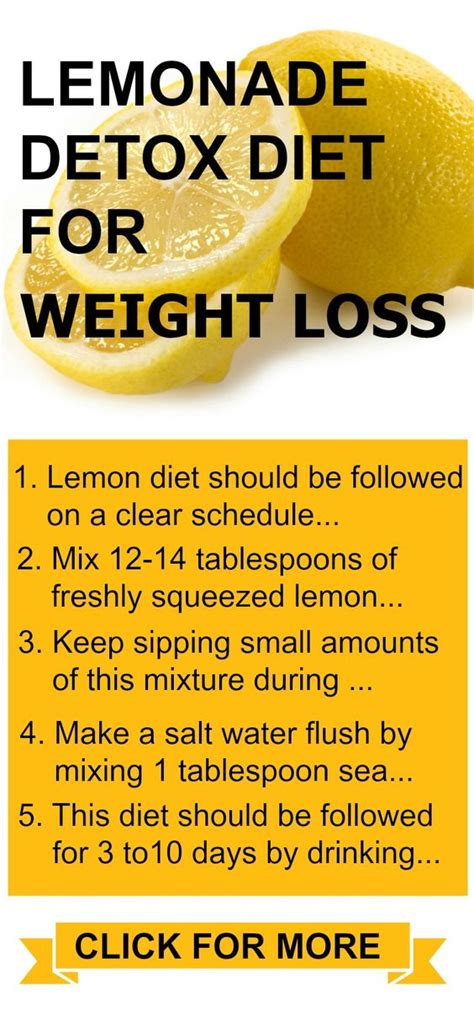 Weight Loss Lemonade Detox by Lemonade Diet Proven Diet For Weight Loss Cleansing