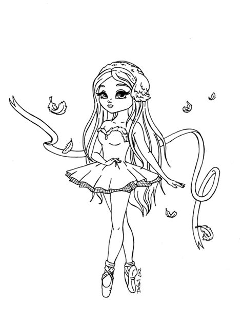 ballerina coloring pages for adults coloring pages coloring page ballerina printable coloring