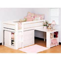 Bunk Bed With Desk And Storage Walmart