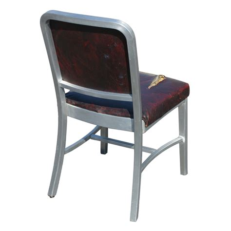 1 Vintage Good Form Aluminum Side Dining Chair Ebay Aluminum Dining Room Chairs